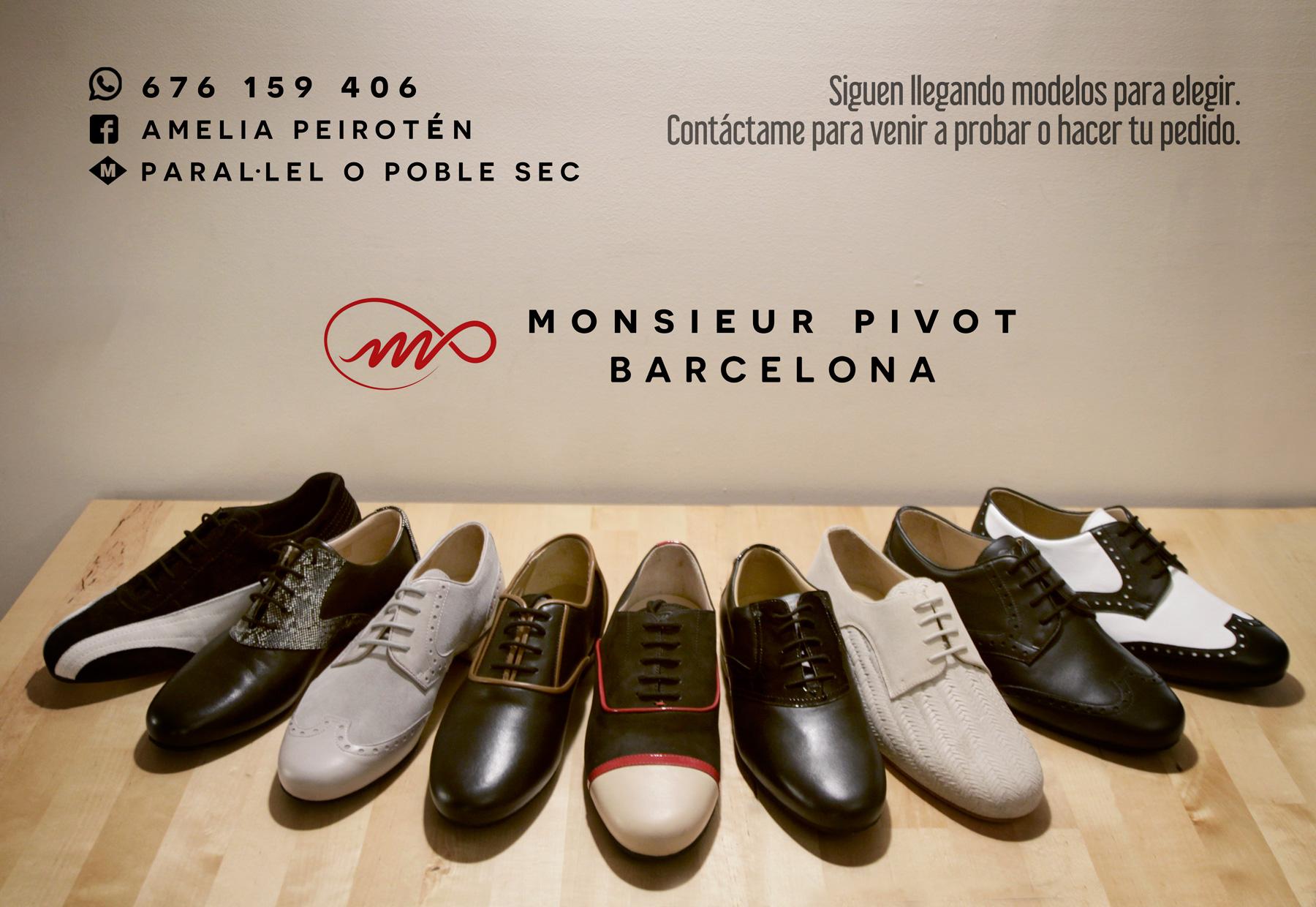8efd9093 zapatos tango hombre barcelona Monsieur Pivot - Tangóticos